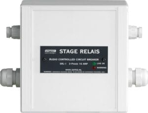 Dateq SRL-1 Audio Controlled Circuit Breaker stage relais